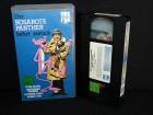 Der rosarote Panther kehrt zurück VHS Peter Sellers CBS Fox
