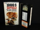 1000 $ Kopfgeld VHS Dollar Spectrum Glasbox PolyGram