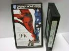 A 578 ) Warner Home Video JFK mit Kevin Costner