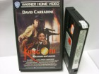 A 582 ) Warner Home Video Kung Fu mit David Carradine