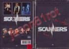 Scanners 1,2,3 - 3 DVD Limited Steel Edition / NEU OVP uncut