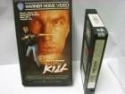 A 629 ) Warner Home Video hard To Kill Steven Seagal