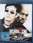 Born 2 Die - Blu-Ray - Jet Li - neu in Folie - uncut!!