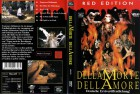 DellaMorte DellAmore / Red Edition / DVD / Uncut