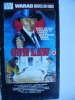 Gun Law ... Lee van Cleef ...  engl. Vers.    Pappschuber !!