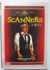 SCANNERS - UNCUT - Englisch - David Cronenberg - Code 0 DVD