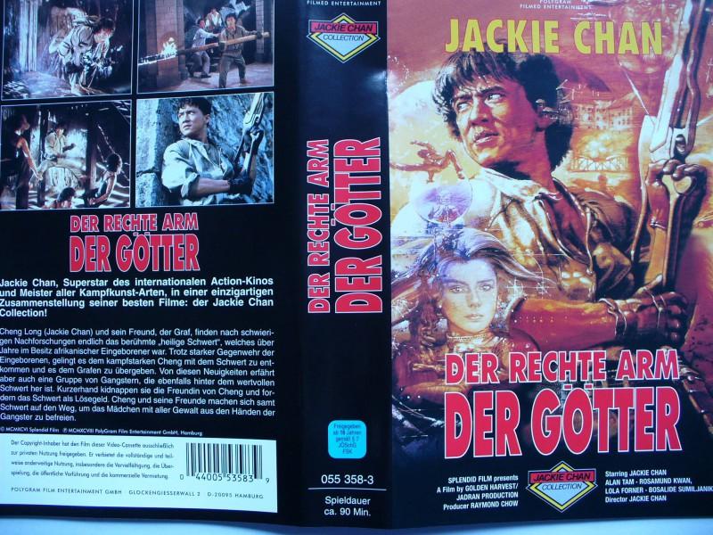 Der Rechte Arm der Götter ... Jackie Chan