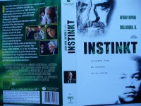 Instinkt ... Anthony Hopkins, Cuba Gooding jr.