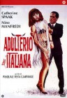 Adulterio All'Italiana - Nino Manfredi (italiano, DVD)