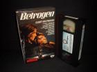 Betrogen VHS Clint Eastwood CIC Taurus
