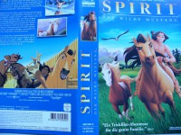 SPIRIT der wilde Mustang ... Trickfilm !!