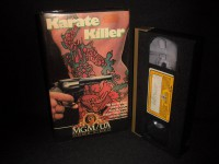 Karate Killer VHS MGM/UA