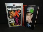 Geheimauftrag K VHS Eurospy RCA silber