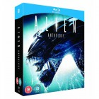Alien 1-4 Anthology Box [Blu-ray] (deutsch/uncut) NEU+OVP
