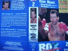 Henry Maske gegen Charles Williams + Iran Barkley