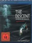 The Descent - Blu-Ray - neu in Folie - uncut!!