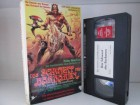 VHS -Das Schwert des barbaren - Sabrina Siani - Big Movie C.