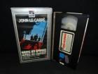 Krieg im Spiegel VHS RCA silber