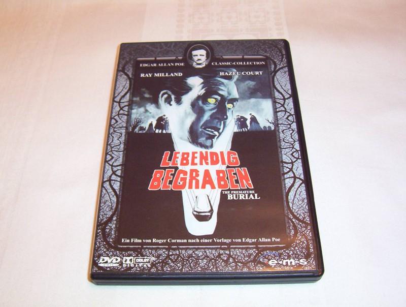 Lebendig begraben   -DVD-