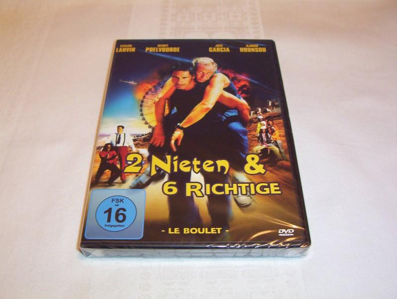 2 Nieten & 6 Richtige  -DVD- OVP-