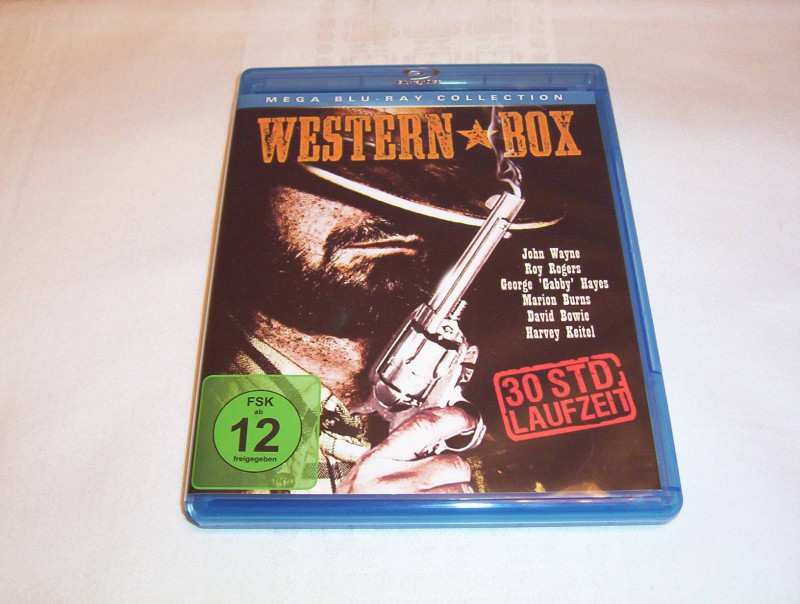 Western-Box  -Bluray-