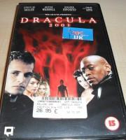 Dracula 2001 aka Dracula 2000 Wes Craven UK Import Omar Epps