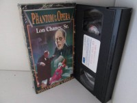 VHS - The Phantom of the Opera - Lon Chaney - UAV PAPPE