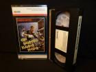 Eine Handvoll blanker Messer VHS Spectrum Glasbox Mario Bava
