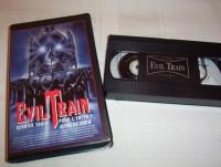 Evil Train  -VHS- belgische Fassung kein deutscher Ton