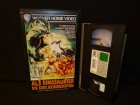 Als Dinosaurier die Erde beherrschten VHS Hammer Warner Home