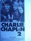 Charlie Chaplin 2 ...   Pappschuber !!!