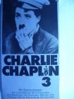 Charlie Chaplin 3 ...   Pappschuber !!!