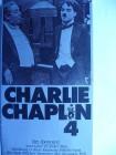Charlie Chaplin 4 ...   Pappschuber !!!