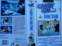 Carry On, Doctor ... Frankie Howerd  ...  Engl. Version