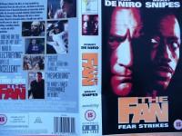 The Fan ... Robert De Niro,Wesley Snipes ...  Engl. Version