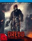 Dredd - Blu-Ray 3D - NEU - Folie
