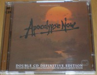 APOCALYPSE NOW  2-CD DEFINITIVE EDITION  SOUNDTRACK