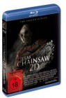 Texas Chainsaw 2D [Blu-ray] (deutsch/uncut) NEU+OVP