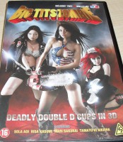 Big Tits Zombie 3D / Japan Trash mit 3D-Brillen UNCUT JSV