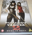 Battle Girls versus Yakuza 2 - Japan Shock Granate UNCUT DVD