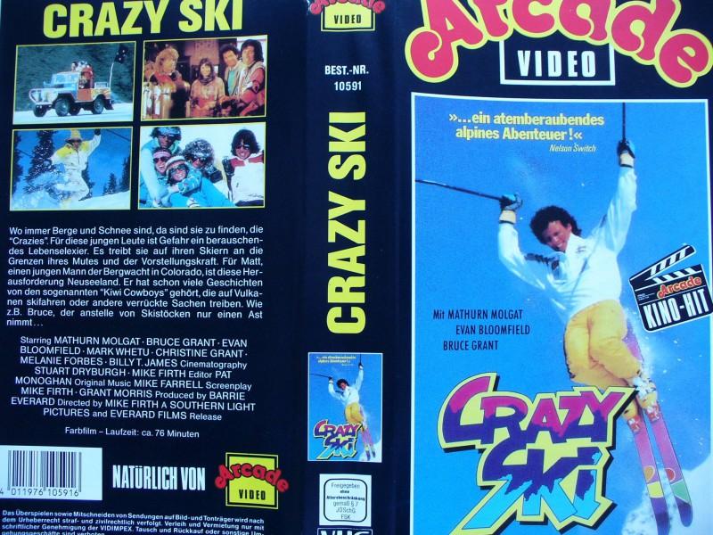 Crazy Ski ... Mathurn Molgat, Bruce Grant, Evan Bloomfield