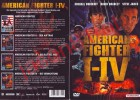American Fighter 1-4 / DVD BOX NEU OVP uncut - Michael Dudik