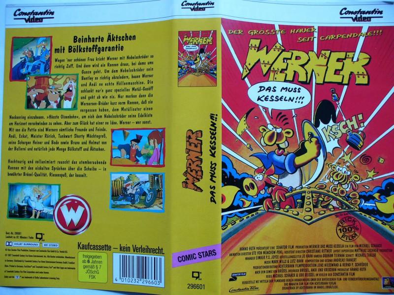 Werner - Das muss Kesseln !!!