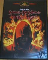 SATANAS - Das Schloß der blutigen Bestie  DVD