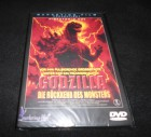 GODZILLA - DIE RÜCKKEHR DES MONSTERS - Marketing - DVD - OVP