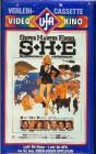 S.H.E. - Super Harter Engel (VHS)