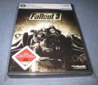 Fallout 3 Rollenspiel komplett in deutsch PC Neuwertig