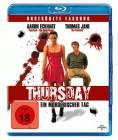 Thursday [Blu-ray] (deutsch/uncut) NEU+OVP