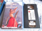 VHS - The Sword of Bushido - Richard Norton - T.Obata