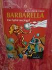 BARBARELLA - Der Sphärenspiegel  Band 4 RARITÄT